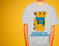 Loja UEB: Camiseta para Escoteiros