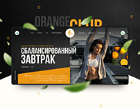 Herbalife - UX/UI website