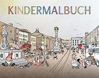 Kindermalbuch der Stadt Linz