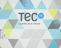 TEC TV. Package Design.