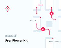 User Flower Kit for Sketch