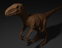 Raptor Sculpt