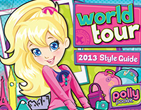 (Mattel) Polly Pocket Style Guide - World Tour