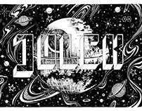 JULEK / hand lettering