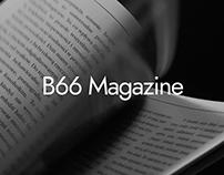 Magazine Design + Website