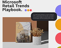 Microsoft Retail Trends Playbook 2020
