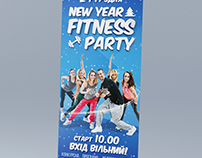 rollup fitness party