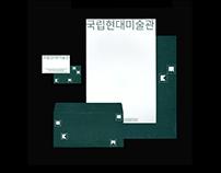 MMCA, seoul — corporate design