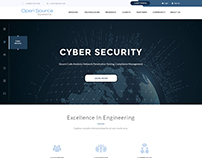 Simple and Modern Design for a Tech Company