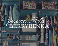 Jessica Mila Logo Design
