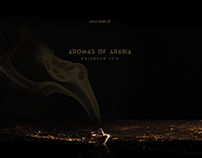 Aromas of Arabia Gulf News Calendar 2015