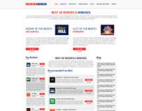 BookiesBonus Casino Website