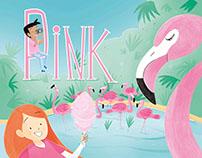 """PINK"" ©Cantata Learning_Illozoo"