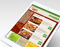 Chili's App Design