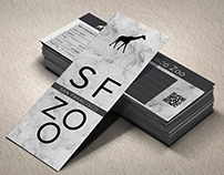 San Francisco Zoo - Branding