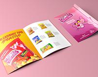 Proposta de Rebranding | Fábrica de produtos Pantera
