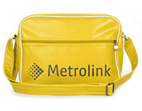 Metrolink Airport line opening campaign