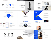 25+ company introduction timeline PowerPoint Template