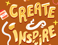 Create and Inspire Handwritten Typography