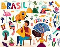 Brazil Collection