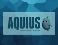 Aquius [Game App] // UI & Graphic Design