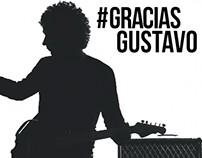 #GraciasGustavo
