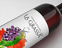 Vinho - La Grassa