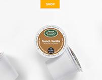 Keurig GMCR Brand Redesign