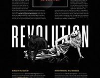 W Magazine - Article