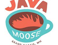 JavaMoose Logo, Branding, and Signage System