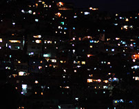 Caracas at Night