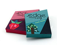 Edge Chewing Gum