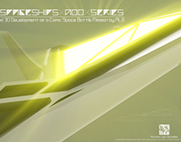 THE SPACESHIPS A00 SERIES - POSTERS