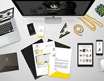 Shaiem Jewelry - Rebranding
