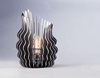 Ris Lamp