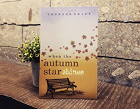 When the Autumn Star Shines Poems - Cover Design