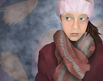 Portrait of Kayla