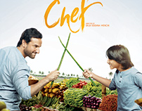 CHEF 2nd poster