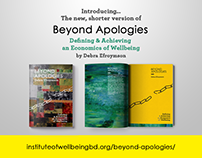 Beyond Apologies: Cover & Post Template Design