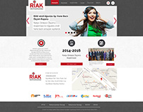 RIAK Website