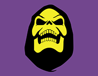 Icon - Skeletor