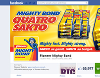"Mighty Bond; ""Quatro Sakto"" Facebook Materials"