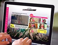 Diseño web - Look Cyzone 2015