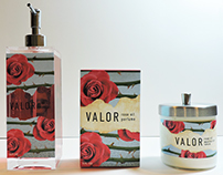 Valor Packaging & Process Book