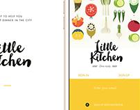 Little Kitchen App