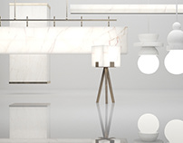 3D Models by volumetric.aesthetics | Lamps by OnEntropy