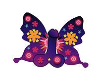 Mandala Illustrations for Adult Coloring Book
