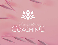Vanessa Droz Coaching - Site Internet