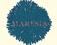 maresia | font