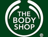 Body Shop Flat lay